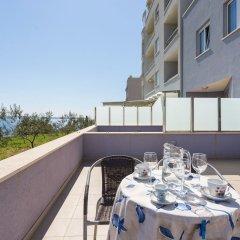Отель Adriatic Queen Villa балкон