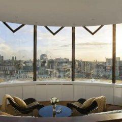 Отель ME London балкон