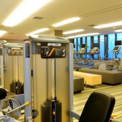 Отель Aloft Zhengzhou Shangjie фитнесс-зал фото 3