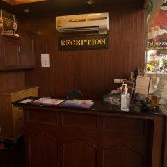Отель Sky Inn 2 Бангкок питание фото 2