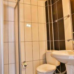 Zinbad Hotel Kalkan Турция, Калкан - 1 отзыв об отеле, цены и фото номеров - забронировать отель Zinbad Hotel Kalkan онлайн ванная