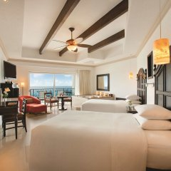 Отель Hyatt Zilara Cancun - All Inclusive - Adults Only Мексика, Канкун - 2 отзыва об отеле, цены и фото номеров - забронировать отель Hyatt Zilara Cancun - All Inclusive - Adults Only онлайн комната для гостей фото 2