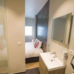Отель Smartflats City - Saint-Adalbert Бельгия, Льеж - отзывы, цены и фото номеров - забронировать отель Smartflats City - Saint-Adalbert онлайн ванная