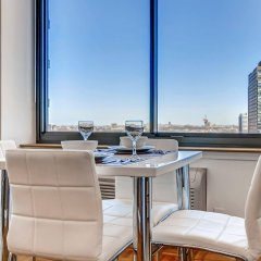 Отель Global Luxury Suites at Columbus балкон