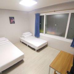 Отель Hause Itaewon - Hostel Южная Корея, Сеул - отзывы, цены и фото номеров - забронировать отель Hause Itaewon - Hostel онлайн комната для гостей фото 4