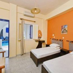 Отель Athanasia комната для гостей фото 5