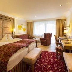 Отель HUBERTUSHOF Аниф комната для гостей фото 4