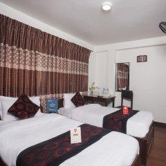Отель OYO 175 Hotel Felicity Непал, Катманду - отзывы, цены и фото номеров - забронировать отель OYO 175 Hotel Felicity онлайн комната для гостей фото 3
