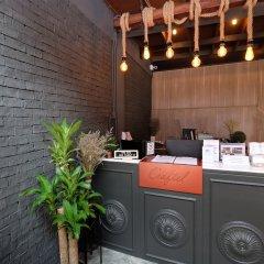 Craftel Bangkok Hostel Бангкок интерьер отеля фото 2