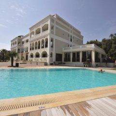 Corfu Mare Boutique Hotel бассейн