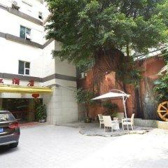 Guangzhou Ming Hong Hotel-Zhixing парковка