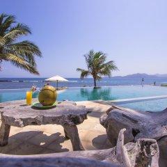Отель Beachfront Citakara Sari Villas Индонезия, Бали - отзывы, цены и фото номеров - забронировать отель Beachfront Citakara Sari Villas онлайн бассейн фото 2