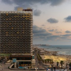 Herods Hotel Tel Aviv by the Beach пляж фото 2