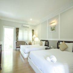 Rachawadee Resort and Hotel комната для гостей