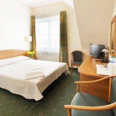 Отель Gaja Польша, Варшава - отзывы, цены и фото номеров - забронировать отель Gaja онлайн комната для гостей фото 2