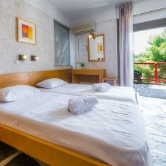 Отель Apollonia Hotel Apartments Греция, Вари-Вула-Вулиагмени - 1 отзыв об отеле, цены и фото номеров - забронировать отель Apollonia Hotel Apartments онлайн комната для гостей фото 4