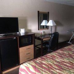 Отель German Village Inn Motel США, Колумбус - отзывы, цены и фото номеров - забронировать отель German Village Inn Motel онлайн удобства в номере фото 2