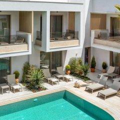 Отель Pefki Deluxe Residences Греция, Пефкохори - отзывы, цены и фото номеров - забронировать отель Pefki Deluxe Residences онлайн фото 16
