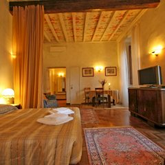 Отель Domus Navona Historical Resort Италия, Рим - отзывы, цены и фото номеров - забронировать отель Domus Navona Historical Resort онлайн комната для гостей фото 5