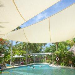 Отель Castaway Island Fiji бассейн фото 3