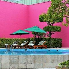 Отель Camino Real Polanco Мехико бассейн фото 3