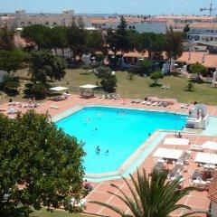 Отель Vilanova Resort Португалия, Албуфейра - отзывы, цены и фото номеров - забронировать отель Vilanova Resort онлайн балкон