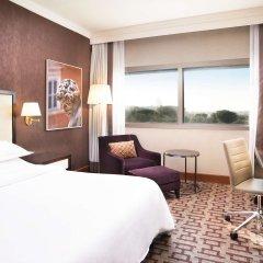 Sheraton Roma Hotel & Conference Center комната для гостей фото 2