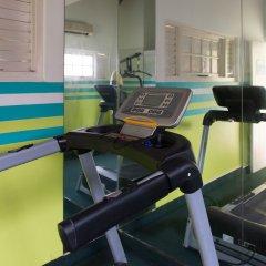 Отель Sandcastles Beach Resort фитнесс-зал фото 3
