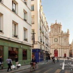 Отель Saint Paul Le Marais Париж фото 2