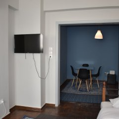 Отель Athenian Modern Apartment Mavili Square Греция, Афины - отзывы, цены и фото номеров - забронировать отель Athenian Modern Apartment Mavili Square онлайн фото 15