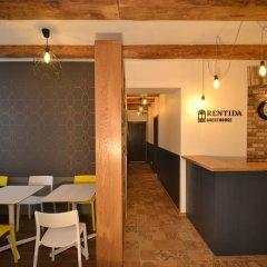 Отель Rentida Guesthouse Вильнюс гостиничный бар