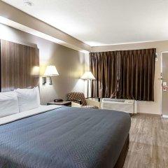 Отель Econo Lodge Кингсвилль комната для гостей фото 3