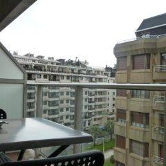 Отель Pensión Gárate Испания, Сан-Себастьян - отзывы, цены и фото номеров - забронировать отель Pensión Gárate онлайн балкон