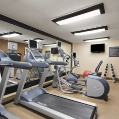 Отель Homewood Suites By Hilton Columbus-Hilliard Хиллиард фитнесс-зал фото 4