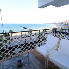 Отель Beachfront Bliss in Fuengirola Испания, Фуэнхирола - отзывы, цены и фото номеров - забронировать отель Beachfront Bliss in Fuengirola онлайн пляж
