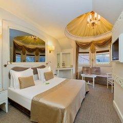 Отель Yasmak Sultan 4* Стандартный номер с двуспальной кроватью фото 10
