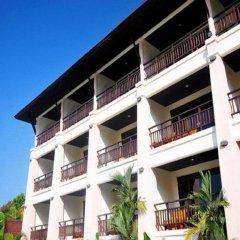 Отель Aonang Princeville Villa Resort and Spa парковка
