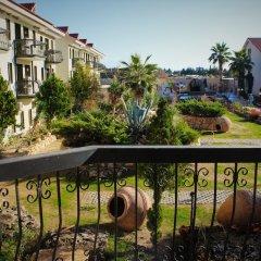 Halici Hotel Турция, Памуккале - отзывы, цены и фото номеров - забронировать отель Halici Hotel онлайн балкон