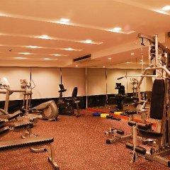 Отель Woodlands Suites Serviced Residences фитнесс-зал фото 2
