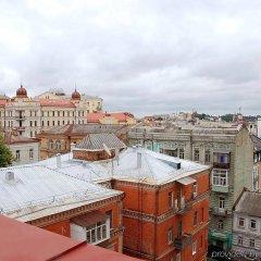 Гостиница Бонтиак балкон