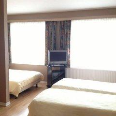 Отель Frederiksborg Бельгия, Брюссель - 1 отзыв об отеле, цены и фото номеров - забронировать отель Frederiksborg онлайн комната для гостей
