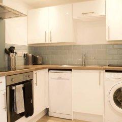 Отель Beautiful 1 Bedroom Apartment On Broughton Street Великобритания, Эдинбург - отзывы, цены и фото номеров - забронировать отель Beautiful 1 Bedroom Apartment On Broughton Street онлайн фото 14