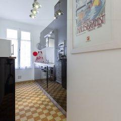 Отель Appartement moderne - Vieux Nice в номере