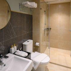 Отель Rikka Inn Бангкок ванная