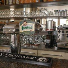 Отель Lions Plzen Пльзень гостиничный бар