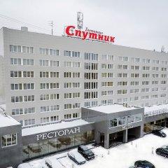 Отель Спутник Санкт-Петербург