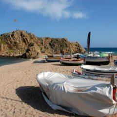 Отель Aiguaneu Бланес пляж фото 2