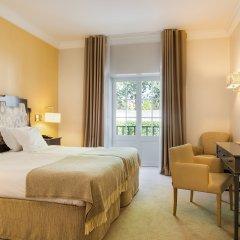 Отель Pousada de Condeixa Coimbra комната для гостей