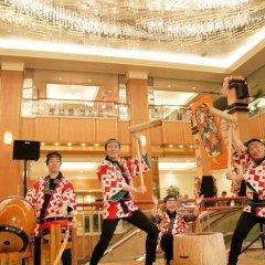 Отель Royal Park Hotel Япония, Токио - отзывы, цены и фото номеров - забронировать отель Royal Park Hotel онлайн спортивное сооружение