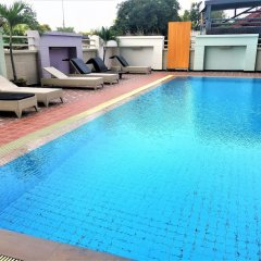 Отель 1 bed Luxury Condo Jomtien Паттайя бассейн фото 2